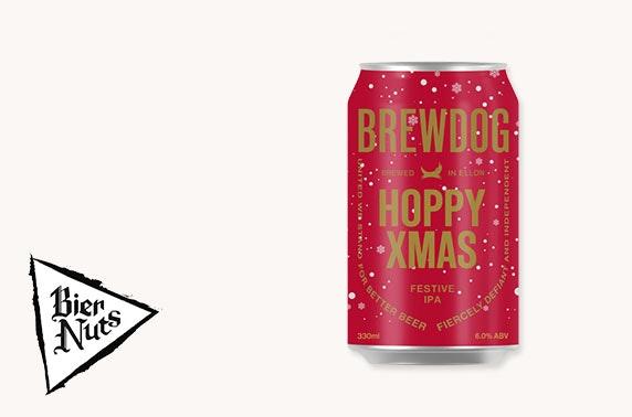 BrewDog & Bier Nuts Christmas gifts