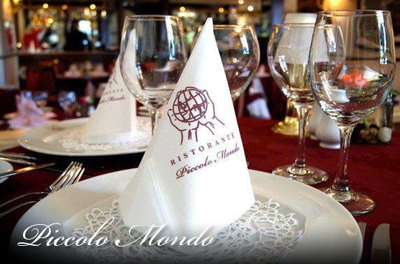Piccolo Mondo voucher spend & Prosecco