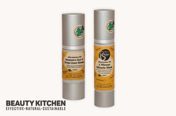 Sustainable skincare kit - £19