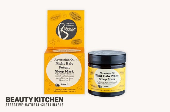 Sustainable skincare kit - £19
