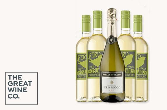 Fine wine delivered from under £5 per bottle!