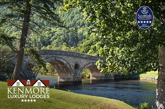 Luxury self-catering break, Perthshire
