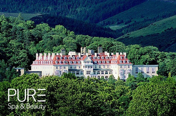 PURE Spa & Beauty pamper day, Peebles