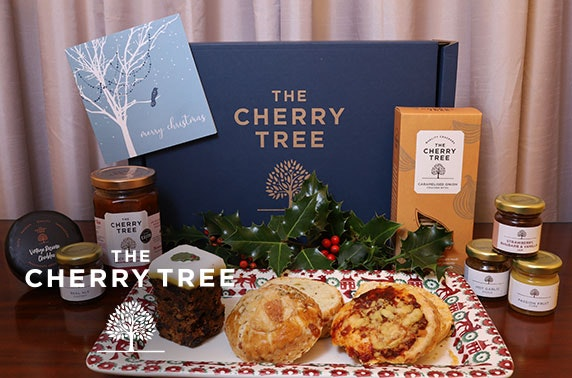 Classic Selection box from The Cherry Tree inc. scones, preserves, cheese and more