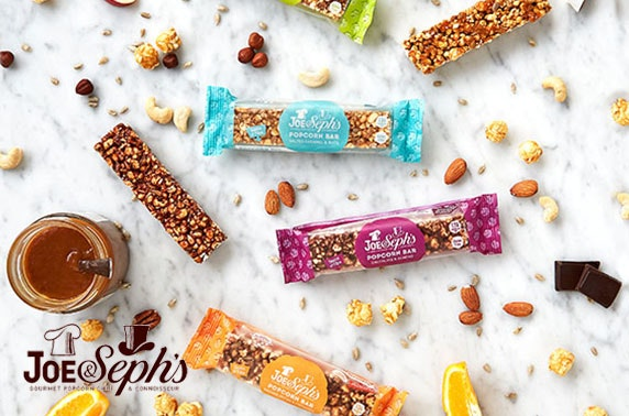 Joe & Seph's gourmet popcorn - free UK P&P