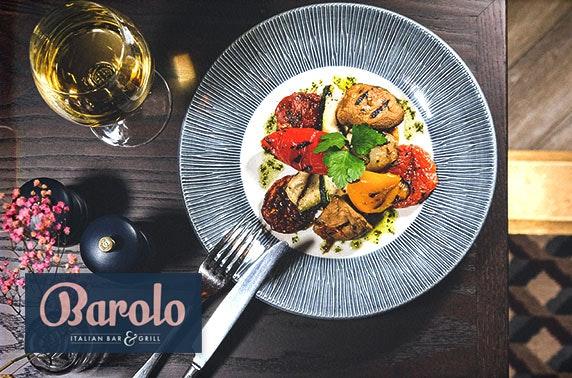 Barolo dining & cocktails, City Centre