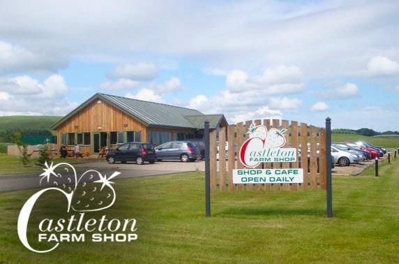 Castleton Farm Shop & Café voucher spend