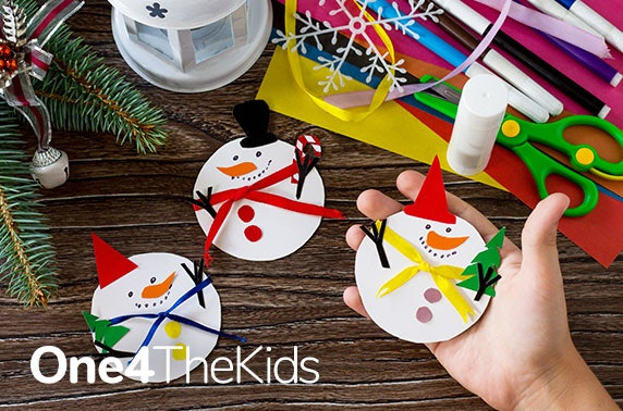 Festive crafts & video from Mrs Claus