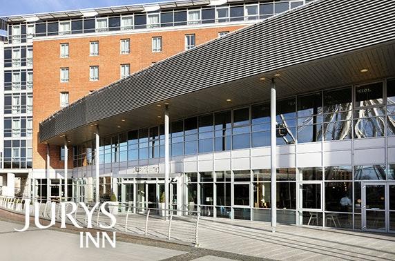 4* Jurys Inn Liverpool stay