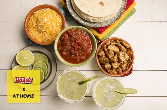 Rafa's Mexican feast at-home