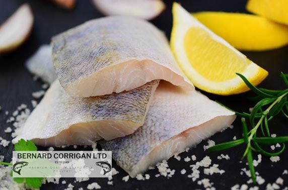Bernard Corrigan fish boxes