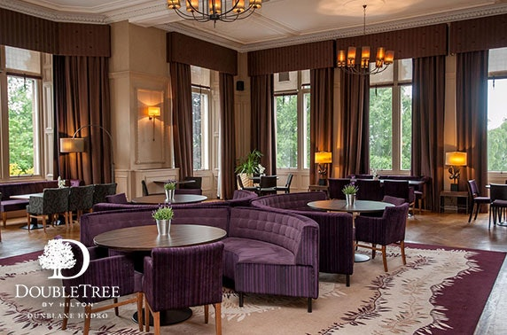 4* DoubleTree by Hilton Dunblane Hydro overnight