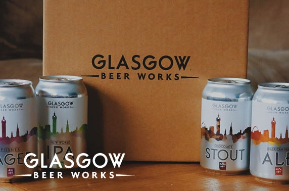 Glasgow Beer Works mixed case