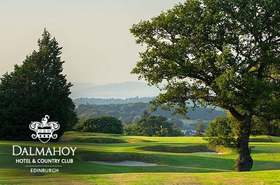 Dalmahoy Championship golf