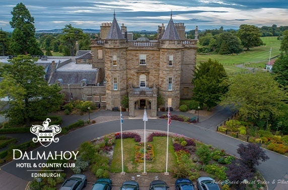 4* Dalmahoy Hotel & Country Club dining