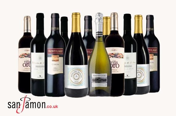 San Jamón wine