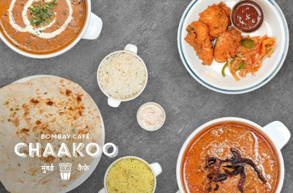 Chaakoo Bombay Café cook at-home