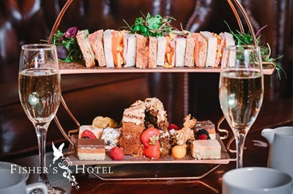 Fisher's Hotel afternoon tea - from £11pp