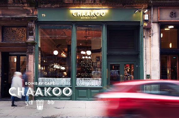 Chaakoo Bombay Café West End at-home