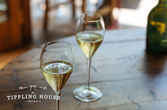 Prosecco or Champagne brunch at The Tippling House