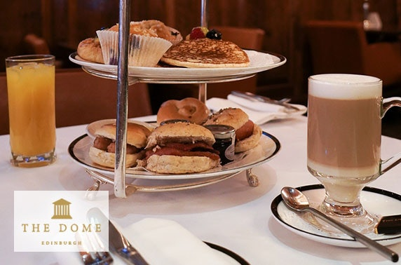 The Dome morning tea