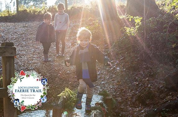 Loch Lomond Faerie Trail voucher spend