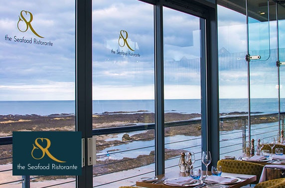 Michelin-recommended Seafood Ristorante, St Andrews