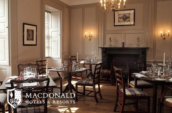 4* Macdonald Houstoun afternoon tea