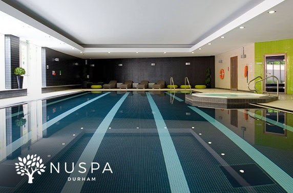 Spa day, NUSPA Durham