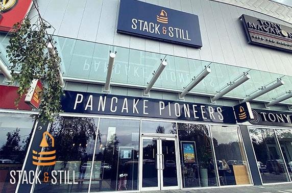 Stack & Still signature short stacks
