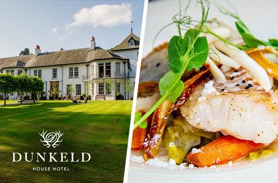 4* Dunkeld House Hotel, Perthshire