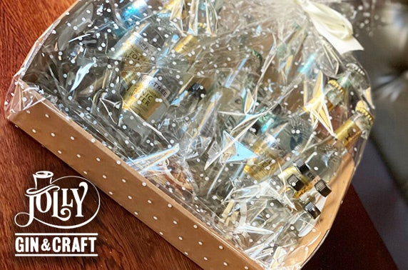 Jolly Gin & Craft hamper