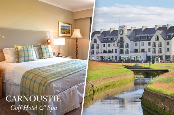4* Carnoustie Golf & Spa Hotel getaway - from £59