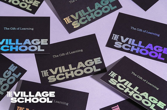 Online workshops from The Village School