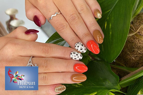 Hubun Brow & Nail treatments - from £6