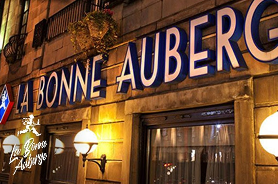AA Rosette-awarded La Bonne Auberge