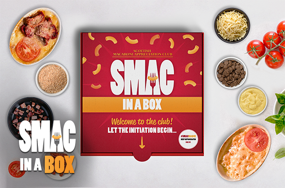 SMAC in a Box! £15 for two