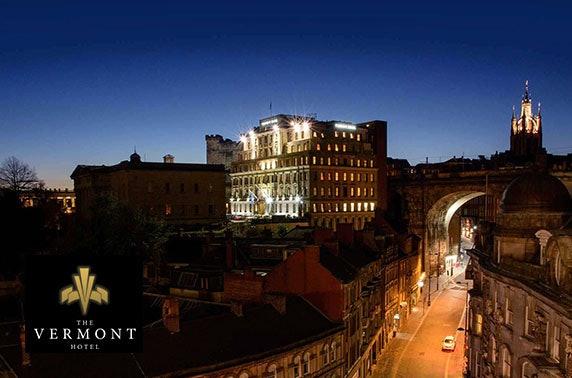 4* Newcastle City Centre stay