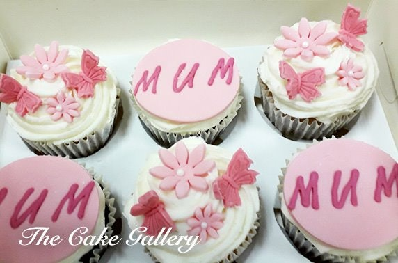 Luxury cupcakes or celebration cake - from £8