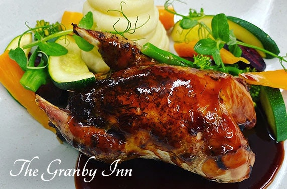4* The Granby Inn and Restaurant