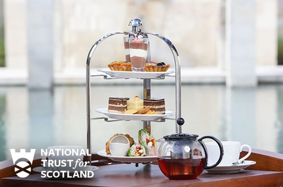 5* Pollok House entry and afternoon tea