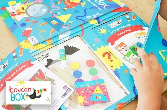 Kids craft box - from £5.95