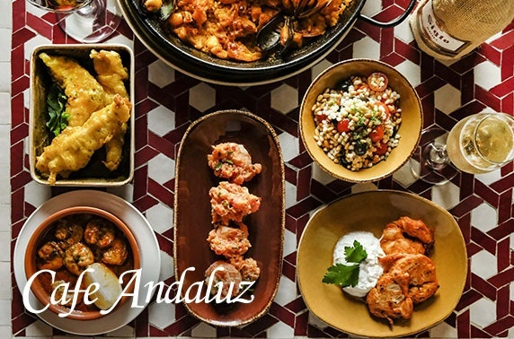 Café Andaluz at-home