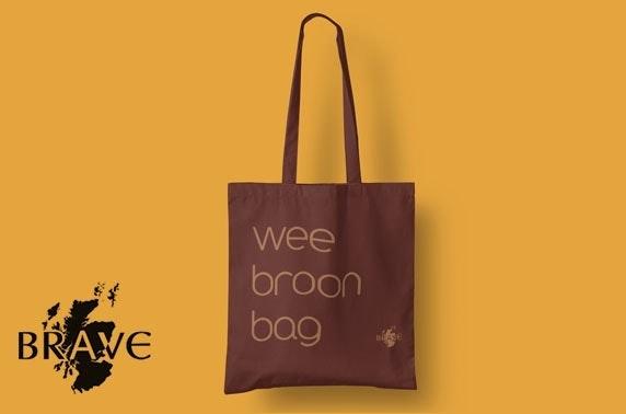 Wee Broon Bag