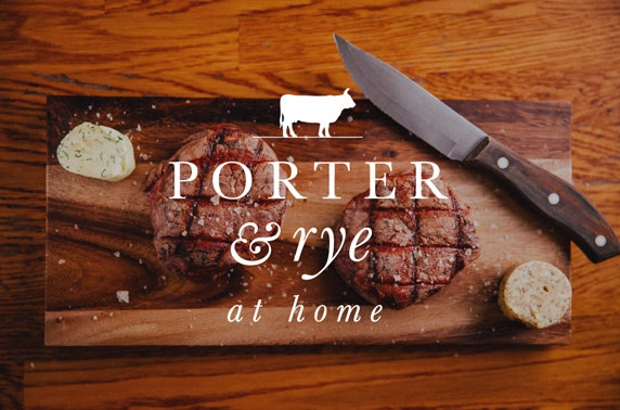 Porter & Rye at home with Georgia Cécile