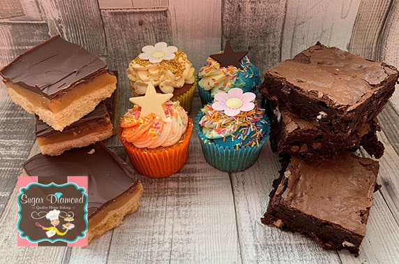 Cakes & traybakes delivered, from £10