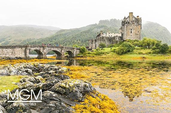 Muthu Fort William Hotel stay - from £69