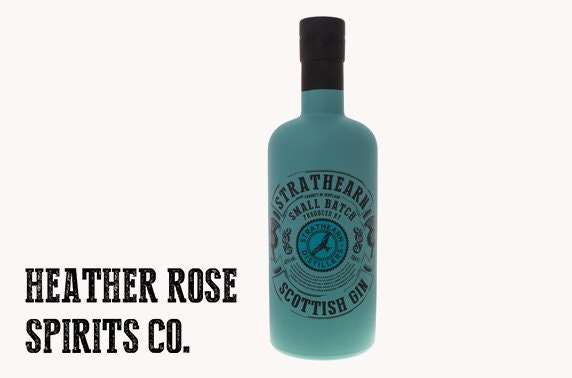 70cl Scottish Gin plus 20cl St Andrews Gin delivered from Heather Rose Spirits Co