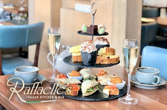 Italian afternoon tea at-home