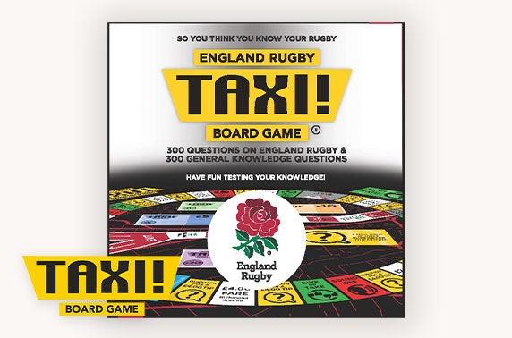 English Rugby edition
